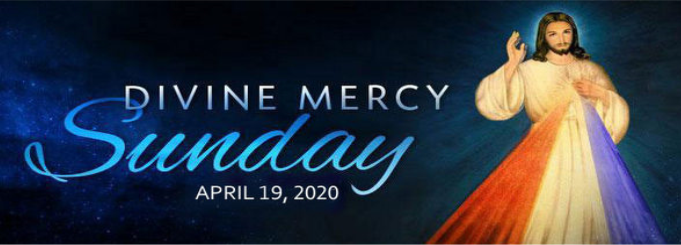 2nd Sunday of EASTER-19APRIL2020