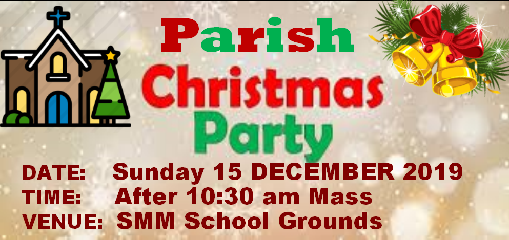 St. Margaret Mary's Parish Christmas Party-15December