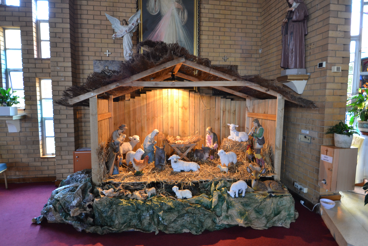 The Nativity of the LORD (CHRISTMAS)-25 December 2019