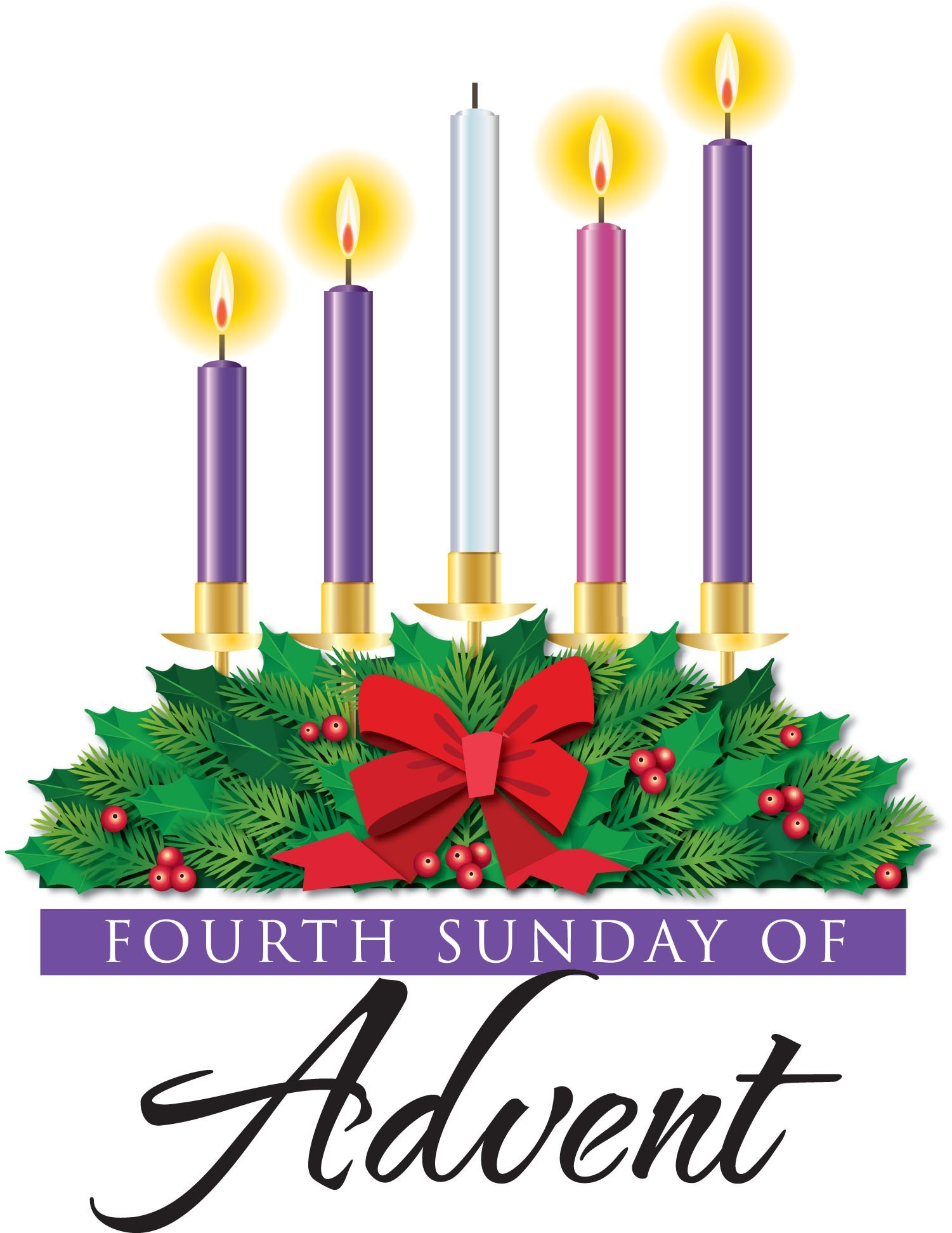 Fourth Sunday of Advent-22 December2019