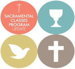 First Holy Communion Program (Amended Dates)