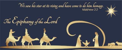 The EPIPHANY of the LORD – 03 January 2021