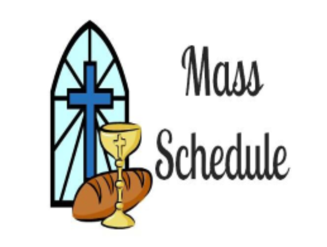 St. Margaret Mary's Parish Weekend Masses