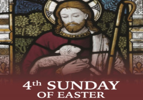 4th Sunday of EASTER – 03 MAY 2020