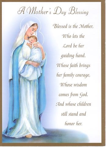 MOTHER'S DAY PRAYER- 10MAY2020