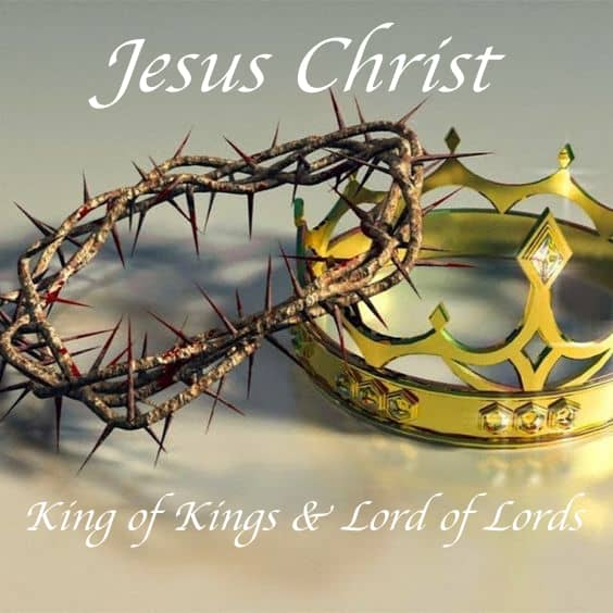 Solemnity of Our Lord JESUS CHRIST, KING of the UNIVERSE – 22 November 2020