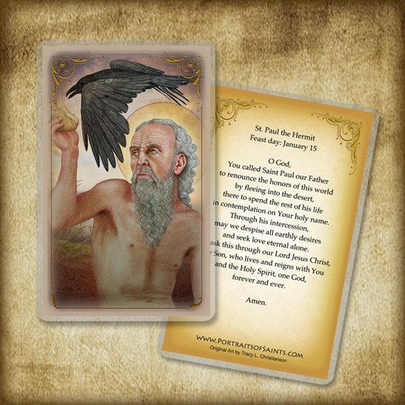 Feast of St. Paul The First Hermit – 17 January 2021