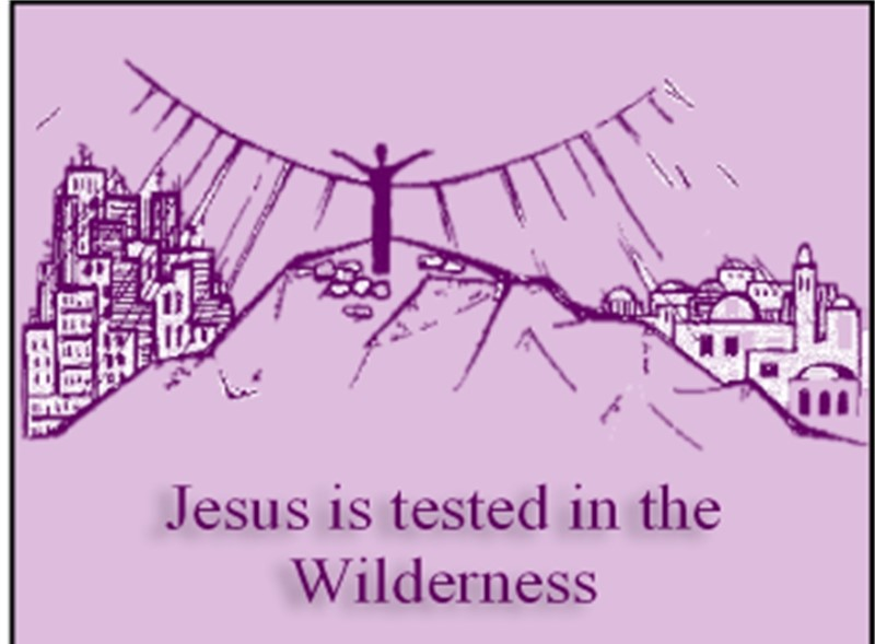 First Sunday in Lent – 21 February 2021