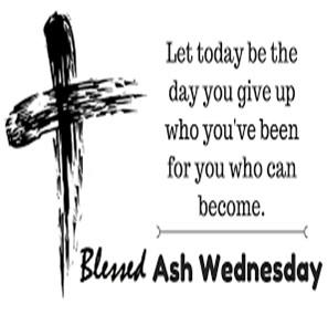 Ash Wednesday – 17 February 2021